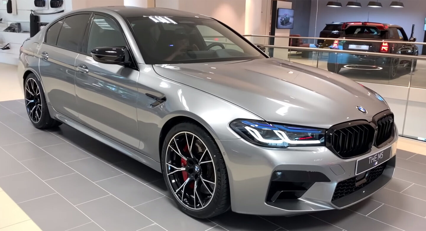 BMW M5 2021 review