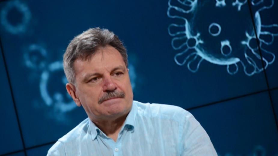 Д-р Ал. Симидчиев: Изборът на ваксина трябва да стане максимално бързо