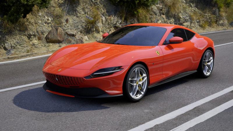 NEW Ferrari Roma Review