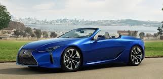 Lexus LC500 Convertible 2021 review