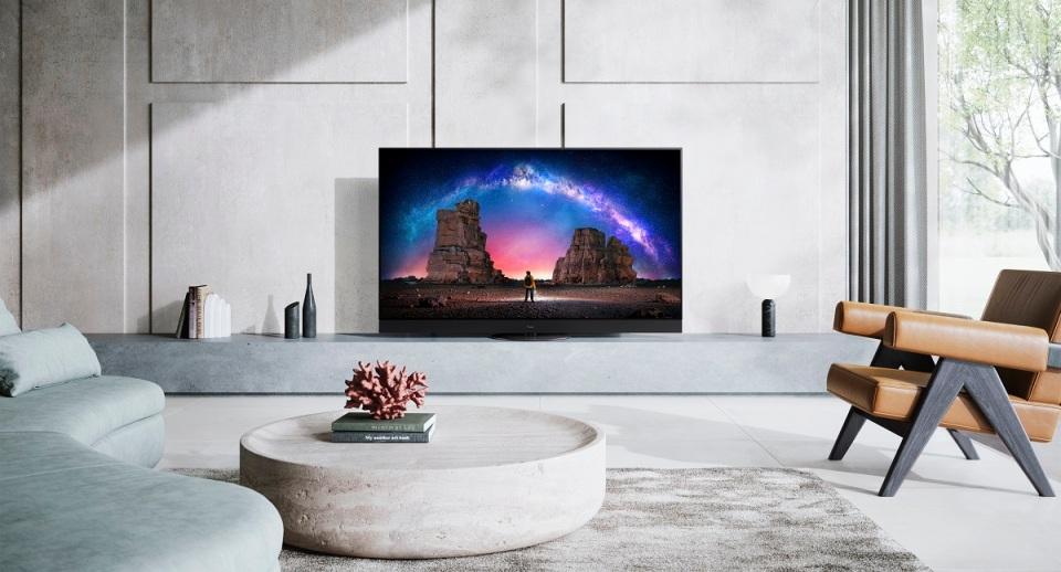 Panasonic вгради изкуствен интелект в OLED телевизорите си