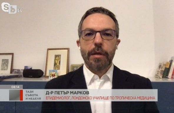 Епидемиологът д-р Петър Марков: Очаква се имунитетът от ваксините да трае до две години