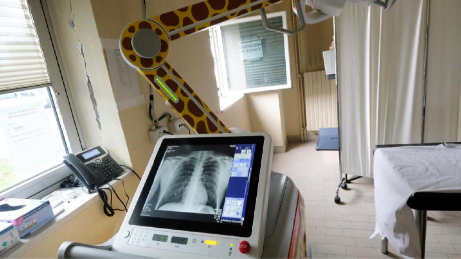 Рентгенова снимка може да предскаже инфаркт години по-рано