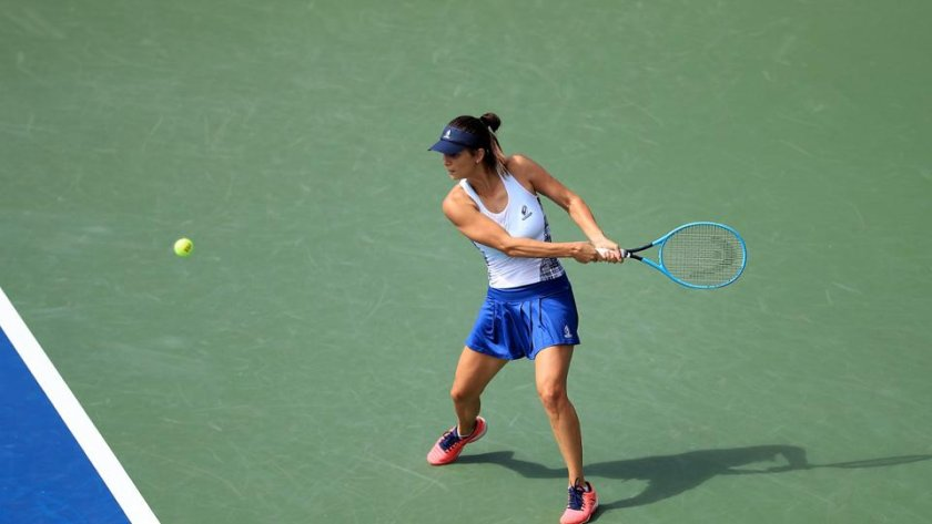 """Цвети Пиронкова загуби само един гейм на старта на квалификациите за """"Australian Open"""""""