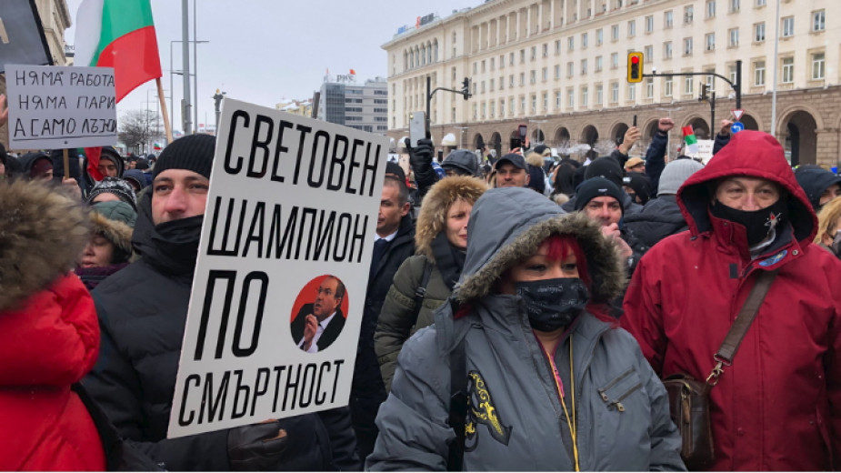 Евгени Зумпалов: Искаме да спре дискриминацията към нас