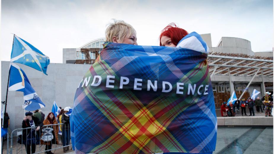 На хоризонта – нов референдум за независима Шотландия