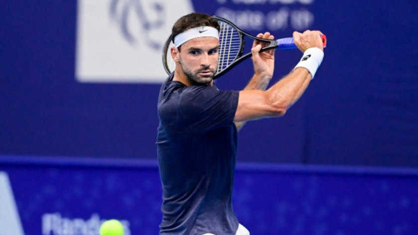 Григор Димитров с лесна победа на старта на новия сезон