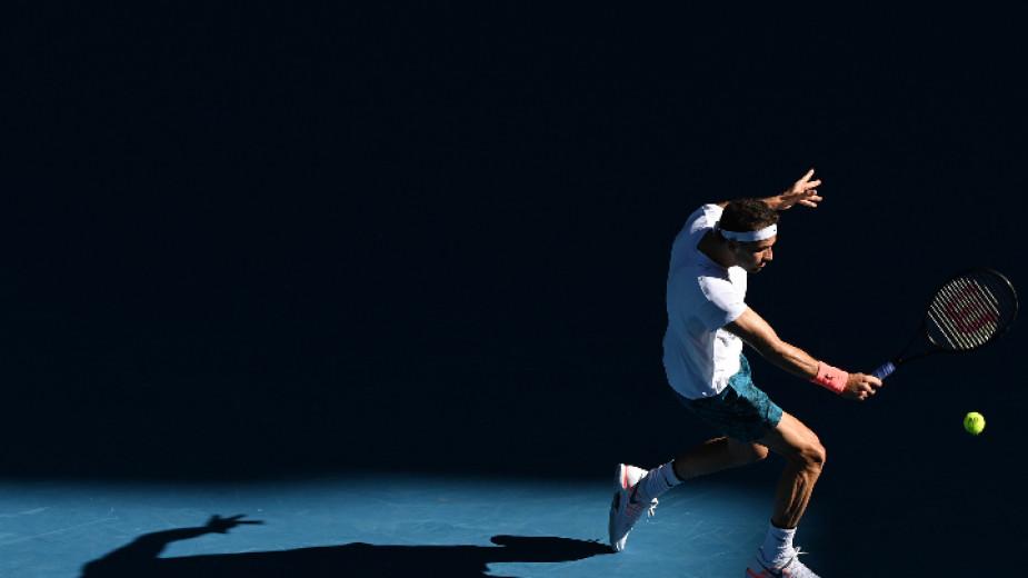 Страхотен Григор Димитров разби Тийм и е на 1/4 финал на Australian Open