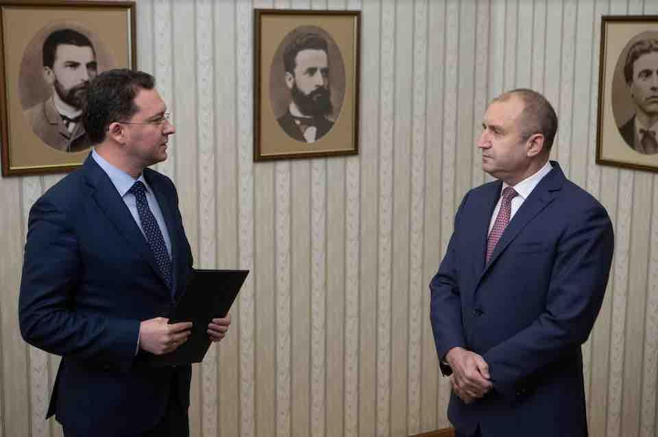 Румен Радев: Само легитимен кабинет може да изведе България от кризата