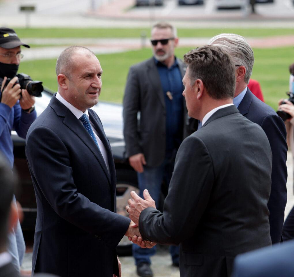Президентът: България има амбицията да увеличи износа на  продукти с по-висока добавена стойност