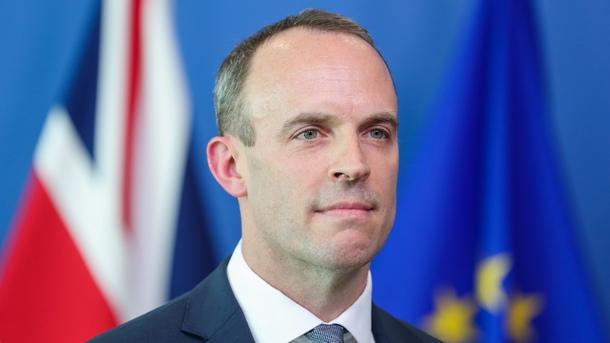 Британският външен министър пристигна в Израел за мирни преговори