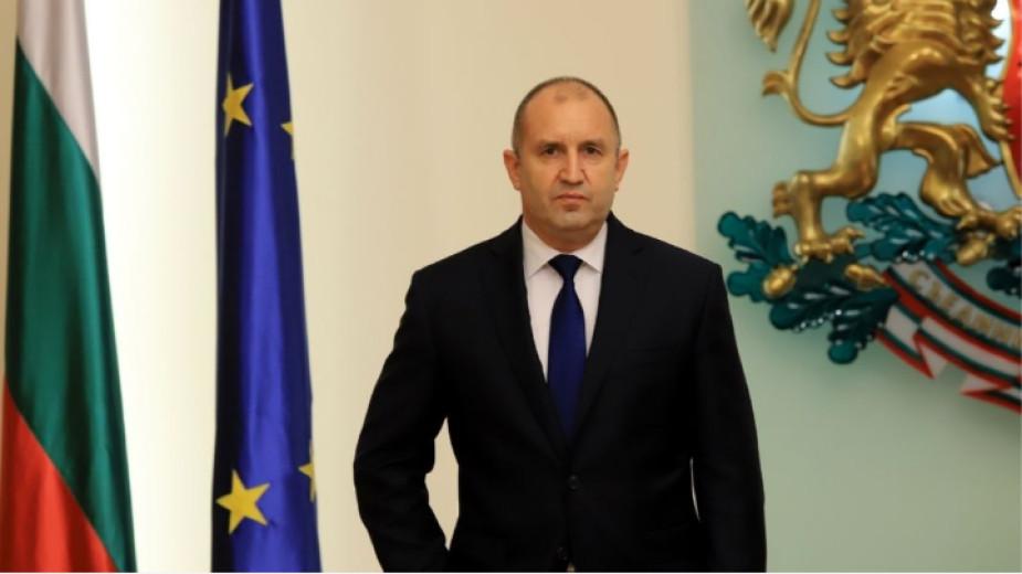 Румен Радев: За провеждането на  честни, достъпни и прозрачни избори е необходимо партиите да не се водят от тесни политически сметки, а да поемат отговорност