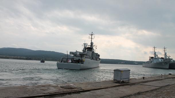 Корабите за ВМС са купени, но без боеприпаси